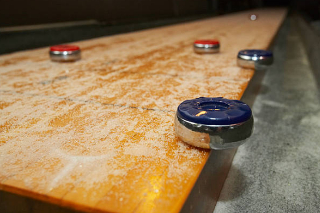 SOLO® Shuffleboard Movers Wadsworth, Ohio.